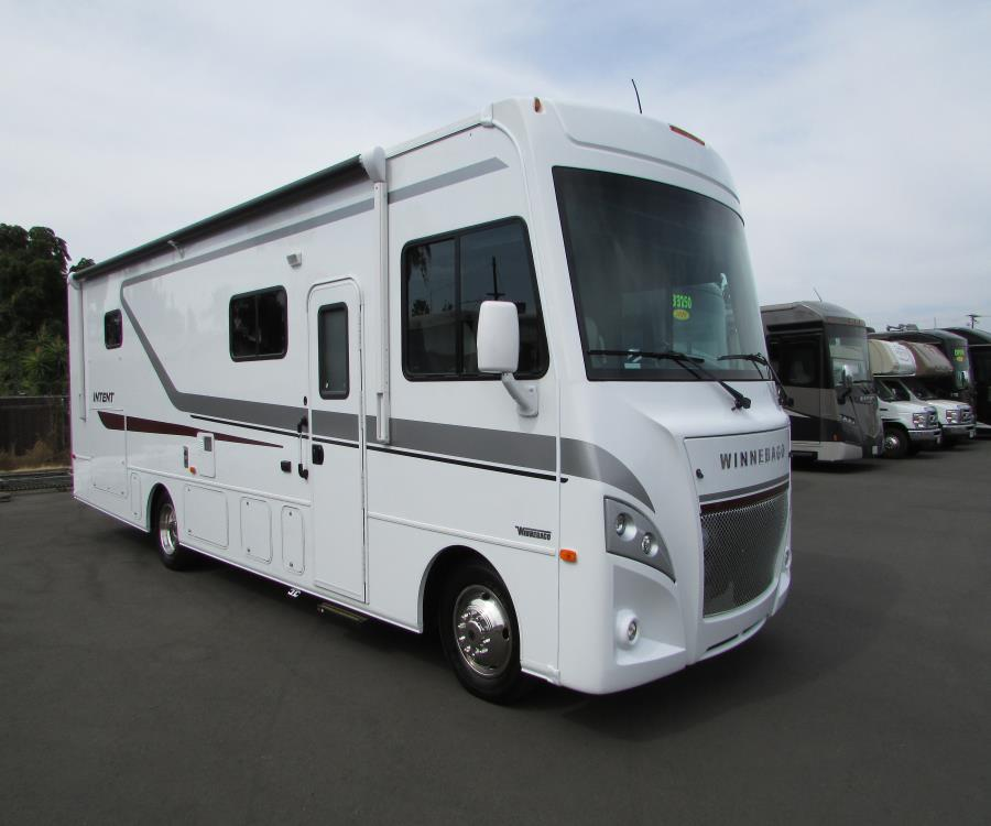 Image result for 2018 Winnebago Intent